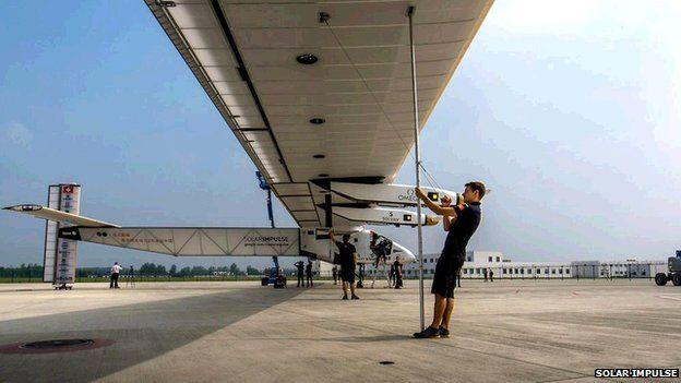 Solar Impulse project